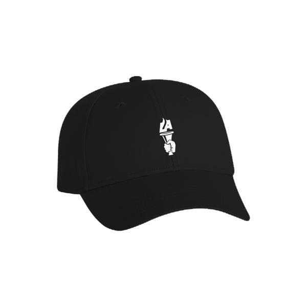 LAUNFD Torch Snapback Hat