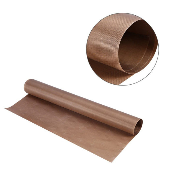 1Pcs Reusable Baking Mat, High Temperature Resistant Teflon Sheet.