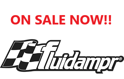 Get them now because Fluidamper is raising prices!