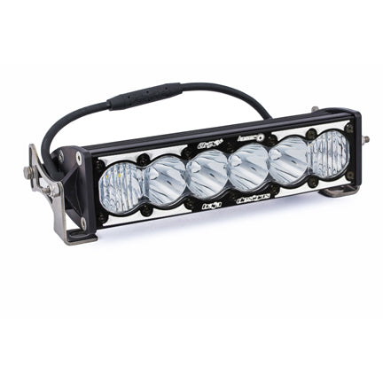 OnX6+ Baja Designs 10 Inch Hybrid Laser and LED Light Bar High Speed Spot