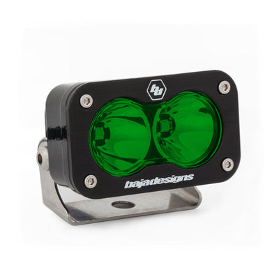 Baja Designs 480001GR S2 Pro LED Spot Pattern Green Lens