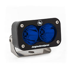 Baja Designs 540001BL S2 LED Spot Pattern Blue Lens