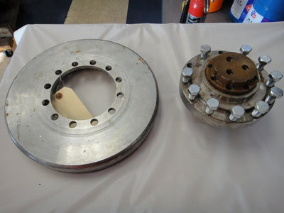 International Navistar DT 466 / DT 466E Crankshaft Damper