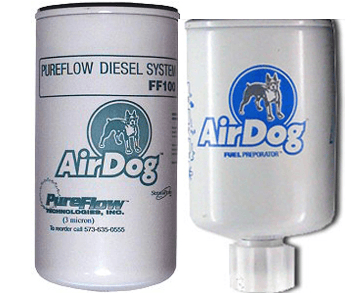 Pureflow AirDog Replacement Fuel Filter Set