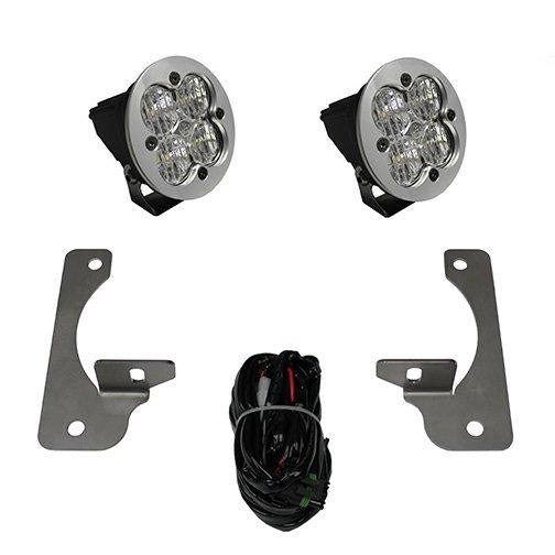 Baja Designs 587523 Squadron-R Sport LED Jeep JK Rubicon X 10th Anne Hard Rock