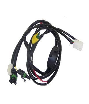 Baja Designs 611055 UTV ATV Side By Side Wiring Harness and Switch