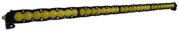 "Baja Designs 704014 S8 40"" Amber Wide Driving LED Light Bar"