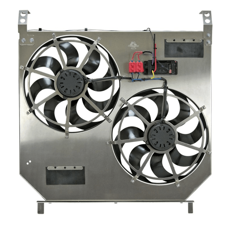 Flex-A-Lite 275 Dual Electric Fans 03-07 Ford 6.0L
