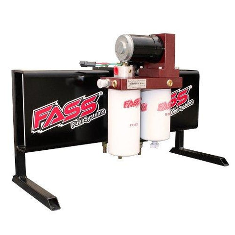 FASS SFB-1001 Mounting Braket Kit For Class 8 Semi Trucks