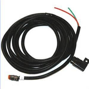 FASS WH-1006 Wire Harness For the 6.6L Duramax.