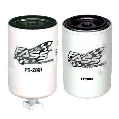 FASS 95 Series Fuel Filter Set
