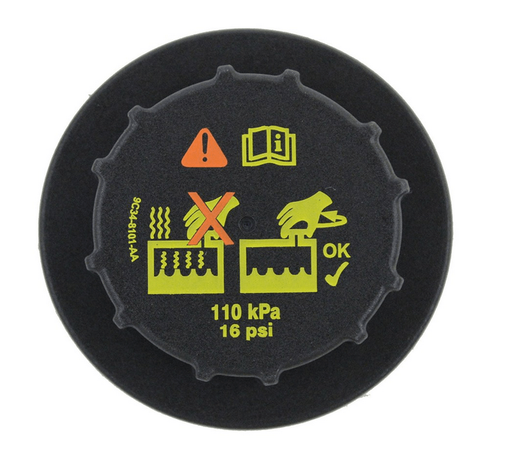 Ford 9C3Z-8101-B Degas Bottle Cap