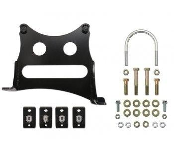 ICON 65000 2005+ Super Duty F250 / F350 Dual Steering Stabilizer Bracket Kit