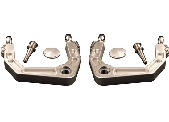 ICON 58550DJ 2005 to 2020 Toyota Tacoma Billet Upper Control Arms