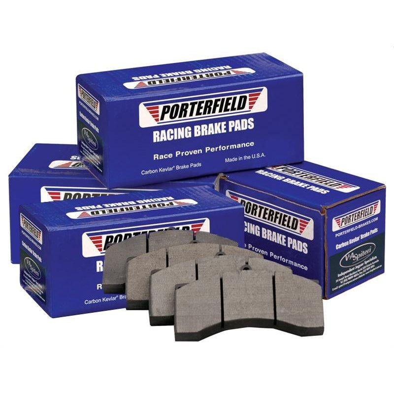 Porterfield R4-S Rear Brake Pads 2001-2008 Dodge Ram 2500/3500