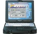 refurbished panasonic toughbook cf-27 laptops with windows 98se windows xp