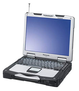 Refurbished Fully Ruggardised Panasonic Toughbook CF-30 Dual Core Touchscreen Laptop with Windows XP Professional