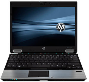 refurbished hp elitebook 2540p mini laptop with windows 7 and microsoft office 2007