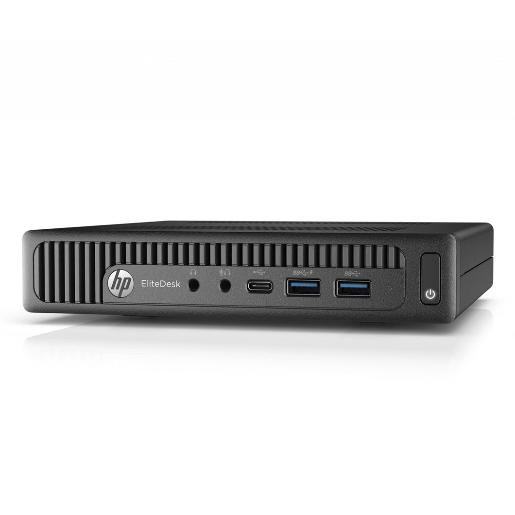 refurbished HP mini micro PC system for media streaming with windows 10