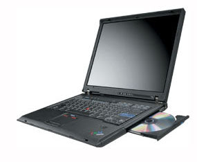 IBM Thinkpad T42! 15.1