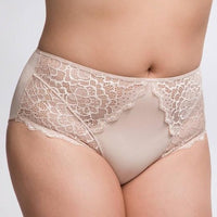 Simone Perele Caresse High Waisted Culotte Brief