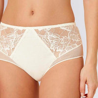 Simone Perele Promesse High Waisted Culotte Brief