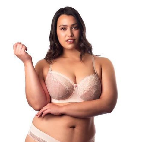 Hotmilk Temptation Nursing Bra Powder