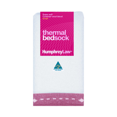 Humphrey Law Super Soft Thermal Bed Sock