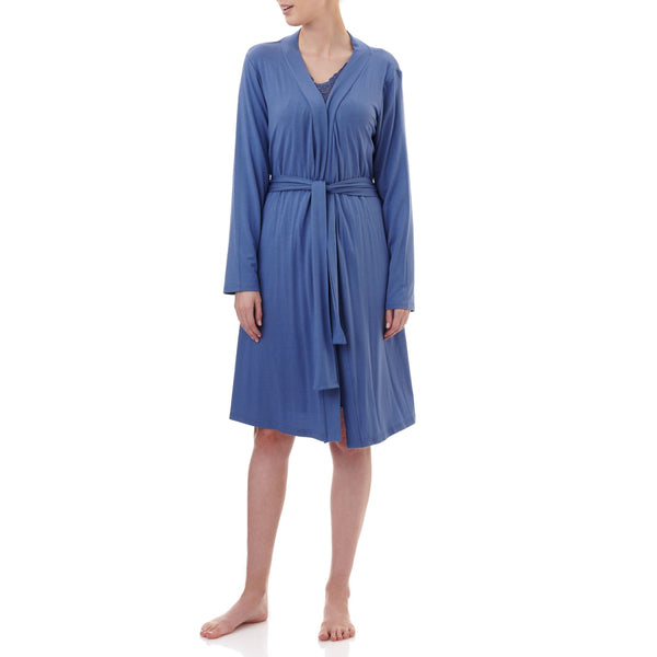 Givoni Short Wrap Robe