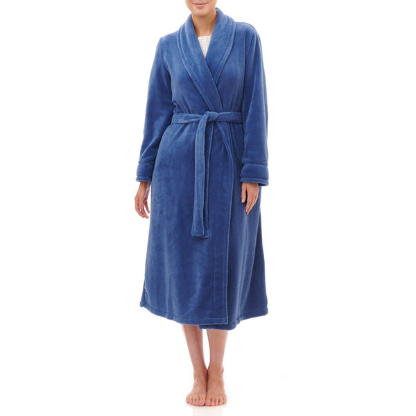 Givoni Roll Collar Robe