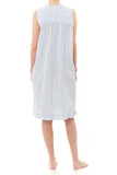 Givoni Pieta Woven Cotton Sleeveless Nightdress