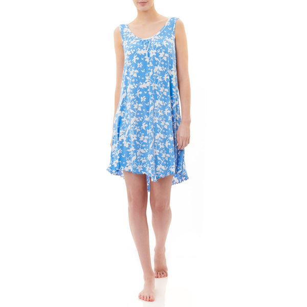Florence Broadhurst 30% Sale Summer Garden Sleeveless Nightdress