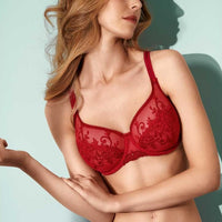 Empreinte Apolline Low Neck Bra
