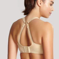 Panache Wirefree Sports Bra Latte