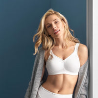 Susa London Wirefree Bra Champagne