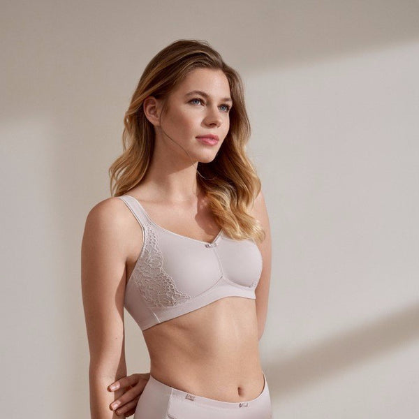 Susa London Wirefree Bra Nude