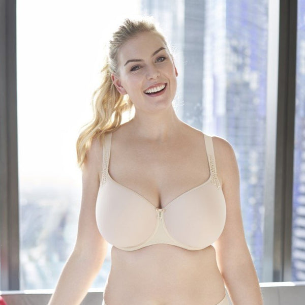 Corin Virginia Spacer Bra Nude