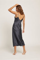 Ginia Silk Jacquard Nightdress