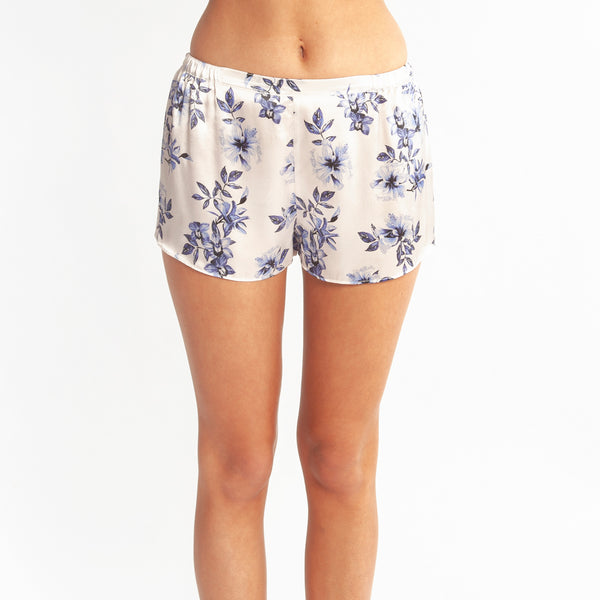 Love & Lustre Silk Boxer Short