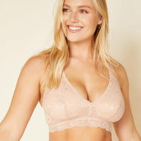 Cosabella Never Say Never Curvy Racie Racerback Bralette