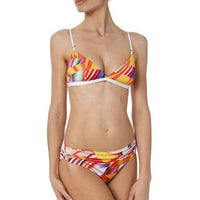 Stella McCartney Yellow Submarine Bikini Top