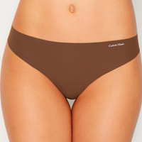 Calvin Klein Invisibles Thong Brief