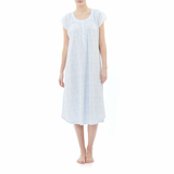 Givoni 30% Sale Harmony Jersey Cotton Mid-Length Nightdress