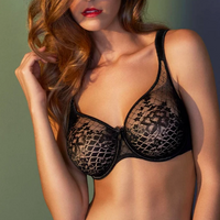 Empreinte Melody Full Cup Bra Black