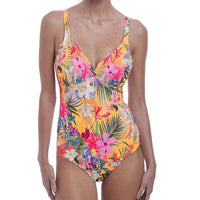 Fantasie Anguilla Deep Plunge One Piece Swimsuit