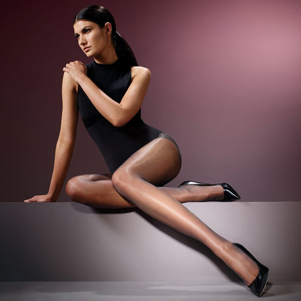Levante Class Gloss Control Brief Pantyhose