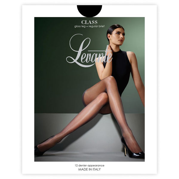 Levante Class Gloss Leg Regular Brief Pantyhose