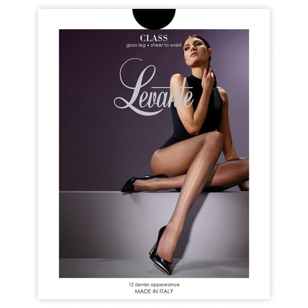 Levante Class Gloss Sheer to Waist Pantyhose