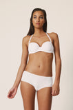 Marie Jo Tom Balcony Bra White