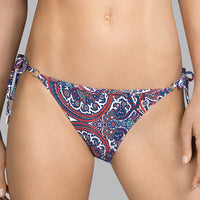 Andres Sarda Power Tie Side Bikini Bottoms